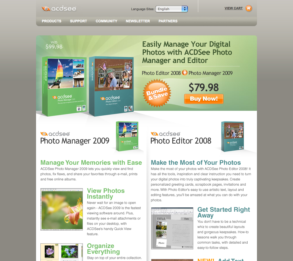 acdsee Photo Manager & Editor