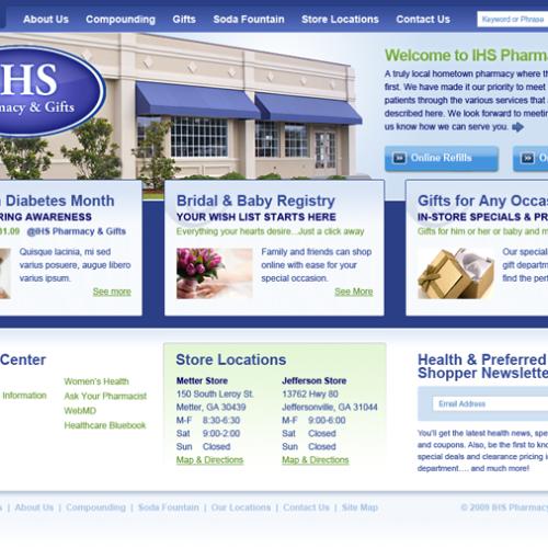 IHS Pharmacy & Gifts