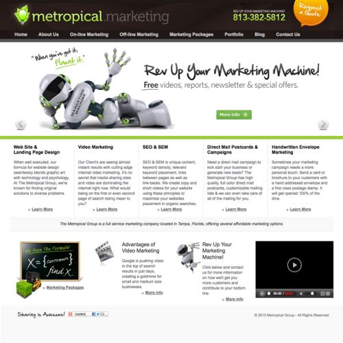 Metropical Marketing