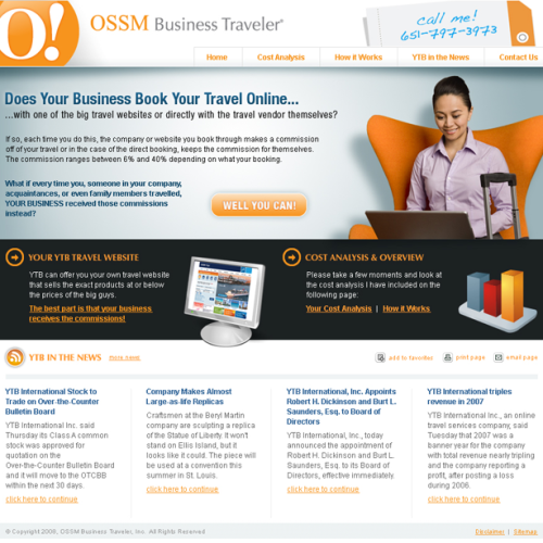 OSSM Business Traveler