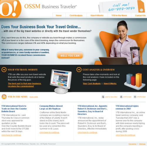 OSSM Business Traveler