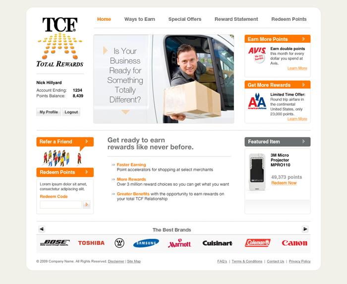 TCF Total Rewards